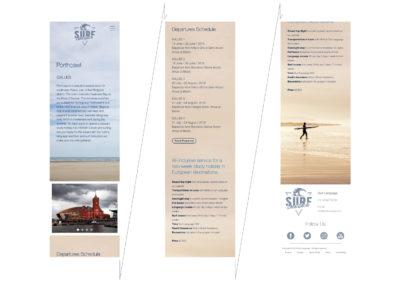 surf language website home page
