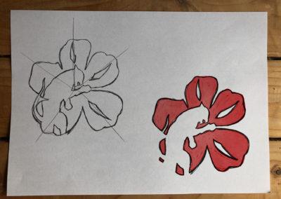nekobukai school of karate sketches